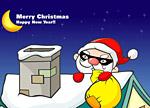 Дядо Коледа крадец
