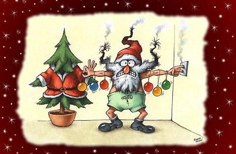 Дядо Коледа грешка