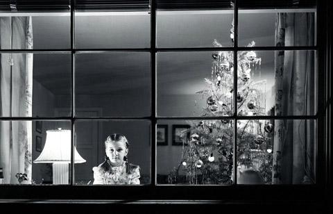 В очакване на Дядо Коледа на Бъдни вечер