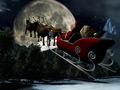 Дядо Коледа отлита