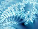 Арт снежинки