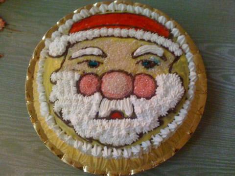 Торта Дядо Коледа