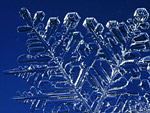 Кристална снежинка