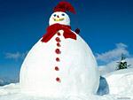 Дебел снежен човек
