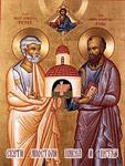 Свети апостоли Павел и Петър