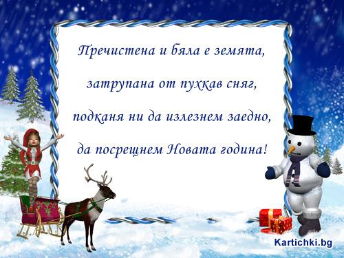 Да посрещнем Новата година
