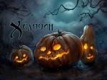 Картичка за Хелоуин