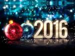 Картичка за 2016 година