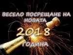 Весело Посрещане на 2018
