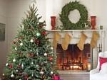 Стилна Коледна Украса